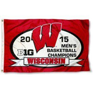 University of Wisconsin Flag banner 3*5FT